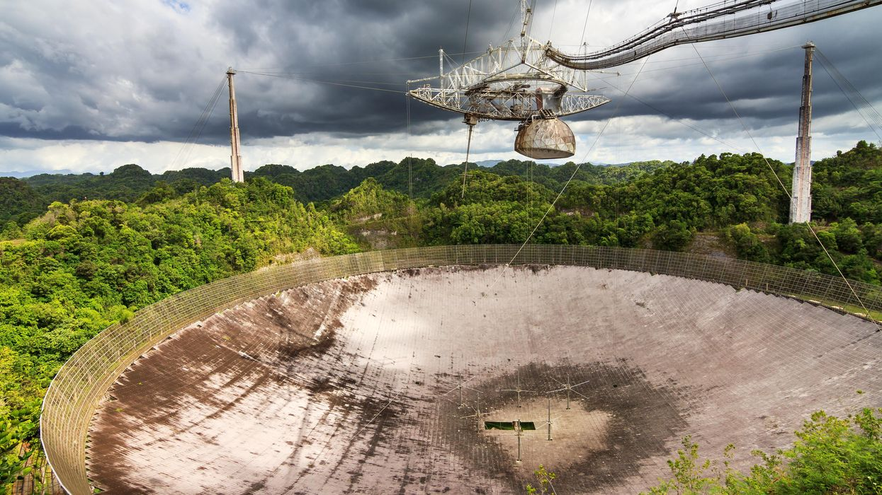 The Arecibo telescope has collapsed: A look at its 57-year history