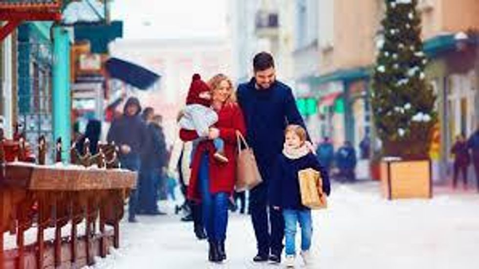 Four walk ideas for the holiday season