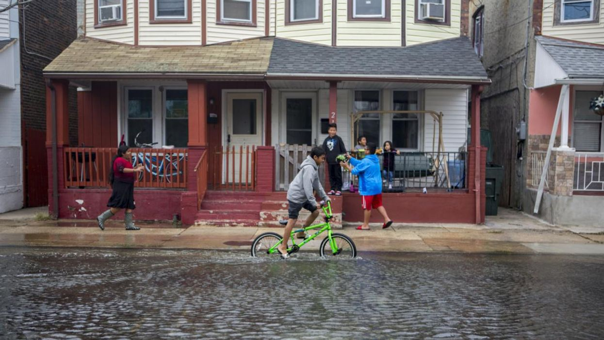 Affordable Housing Flood Risk Is Expected to Triple by 2050