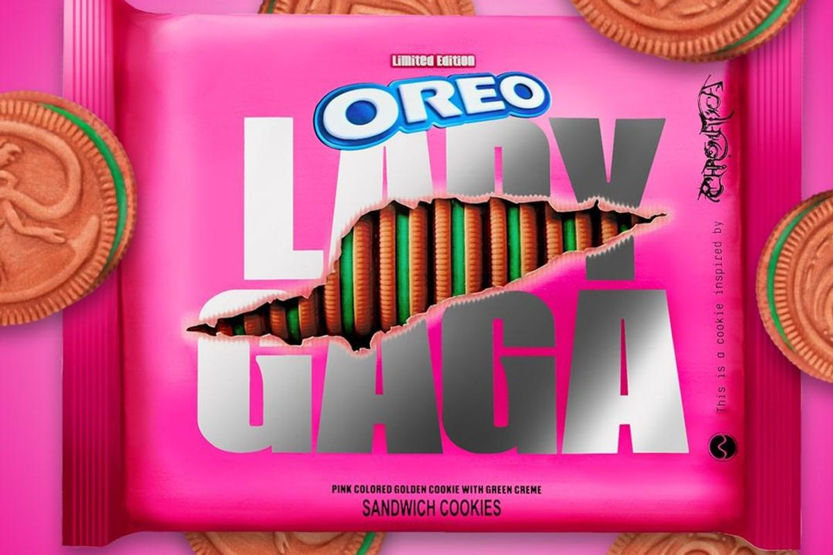 Oreos Are the Official Cookie of 'Chromatica'