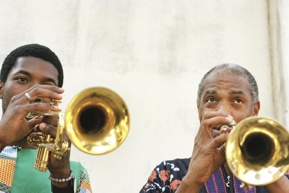 <div>Femi & Made Kuti Create Their 'Legacy +' With New Two-Album Project</div>