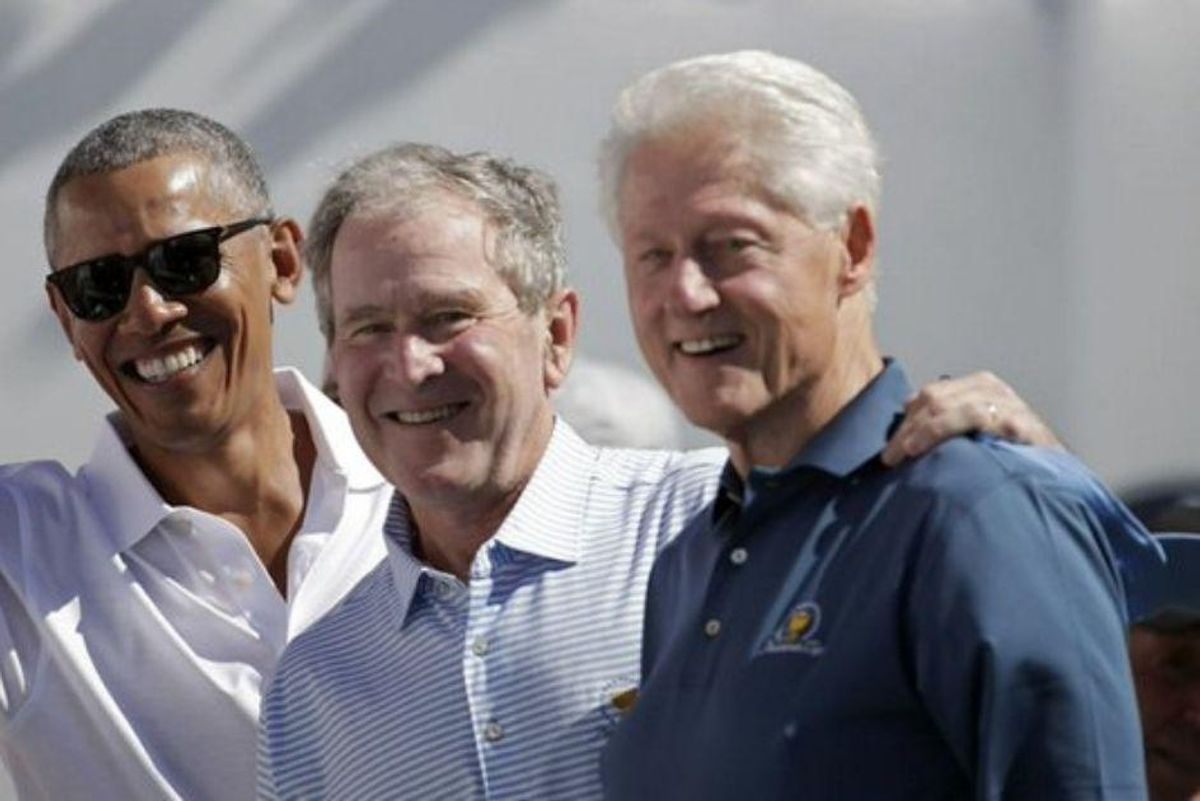 Why seeing Presidents Obama, Bush and Clinton get the COVID-19 vaccine on live TV matters