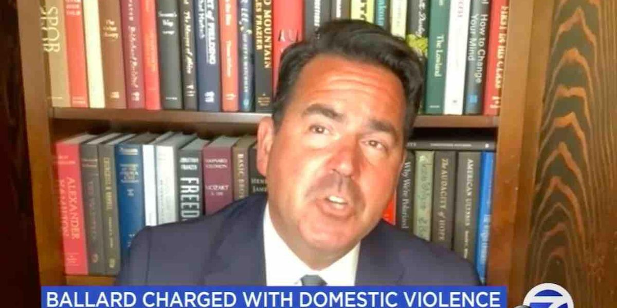 Longtime adviser to Calif. Gov. Gavin Newsom accused of trying to suffocate 4-year-old with pillow, shoving woman into glass doors