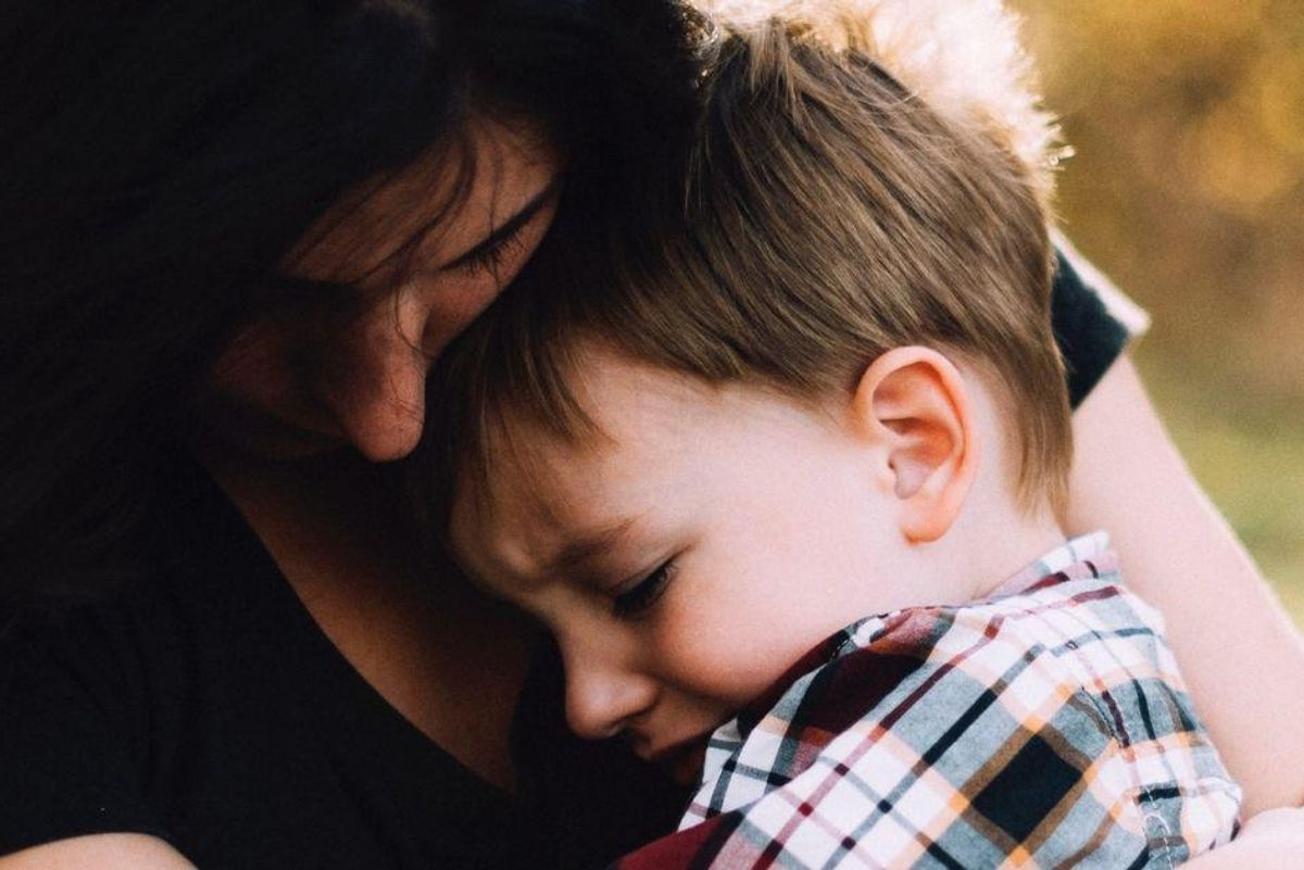 'Mommy is sad'—5 ways to explain your mental illness to your children