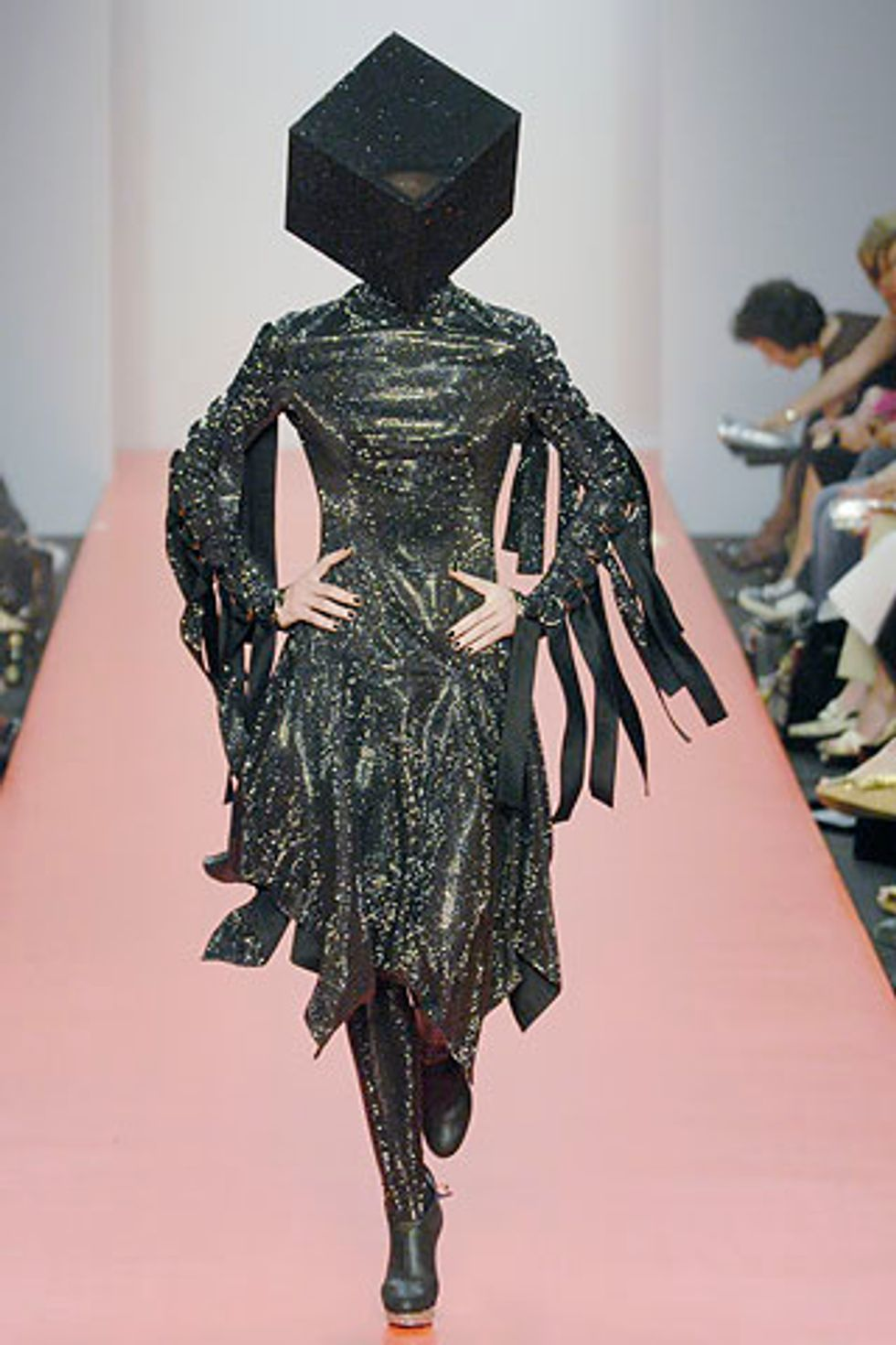 Gareth Pugh's Latest, More Wearable Looks!