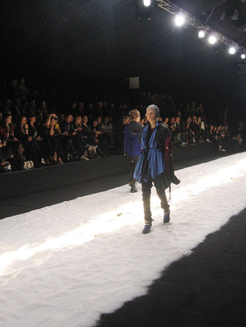 New Zealand Fashion Week: Deborah Sweeney, Cybéle, Sera Lilly, Love-Lies-Bleeding & Nom*D