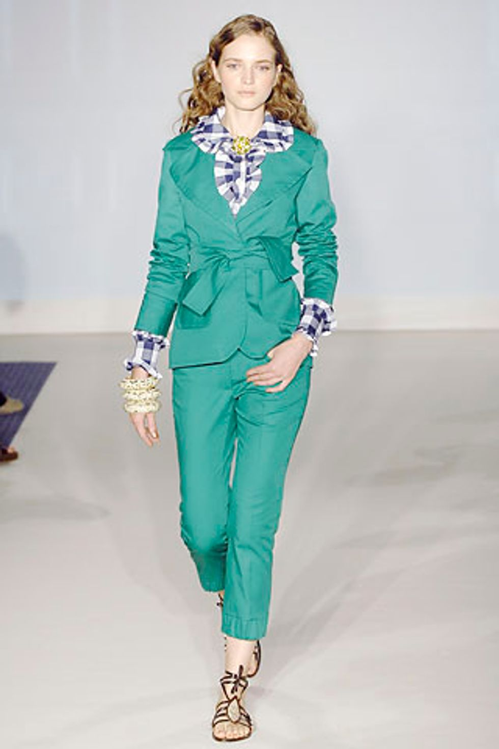 London Fashion Week: Delightful Duro Olowu