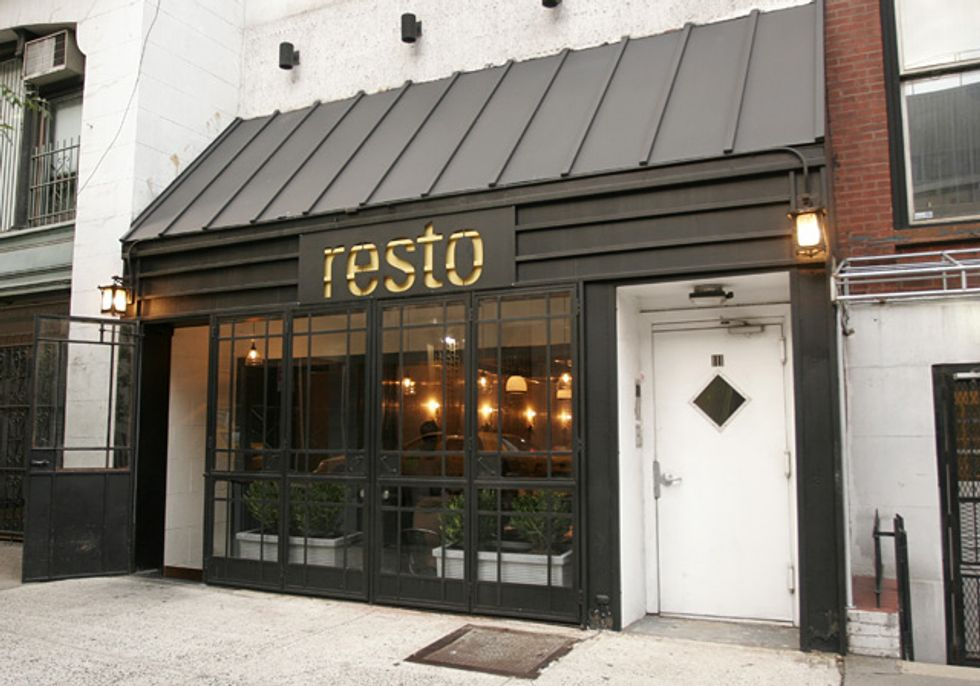 Restaurant of the Week: Resto