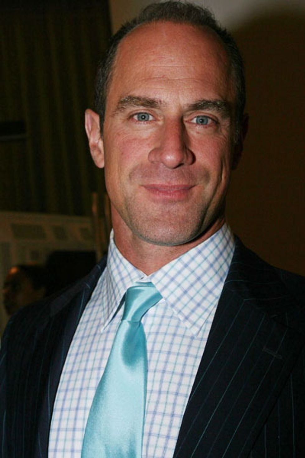 Christopher Meloni, Lance Armstrong and the Lauren Clan at the Ralph Lauren Center for Cancer Care and Prevention