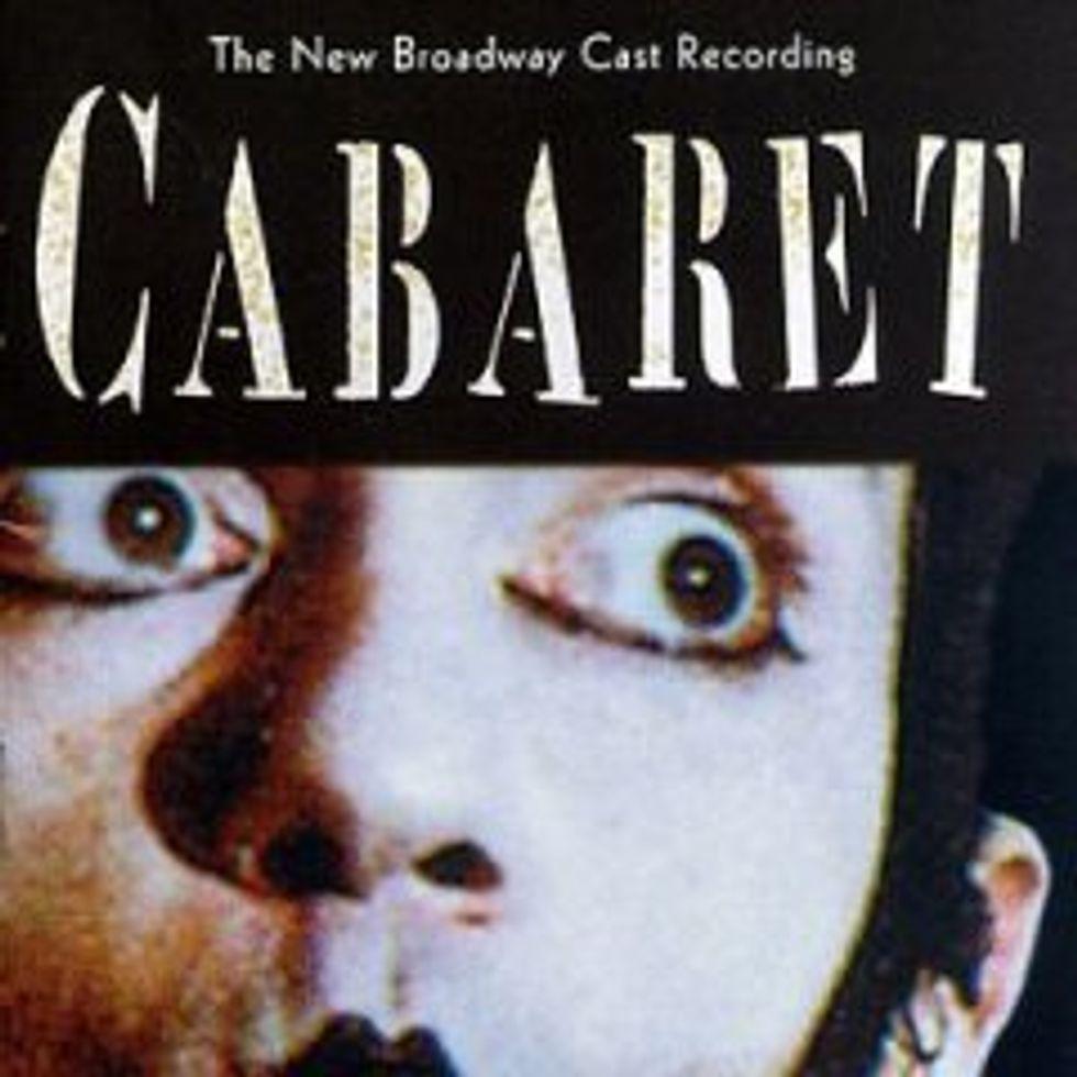 Broadway Soundtrack of the Week: Cabaret (1998 revival)