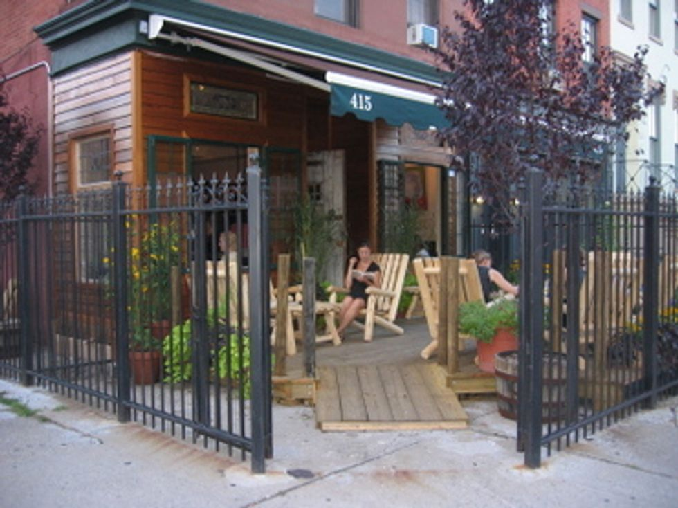 Bar of the Week: Black Mountain Wine House