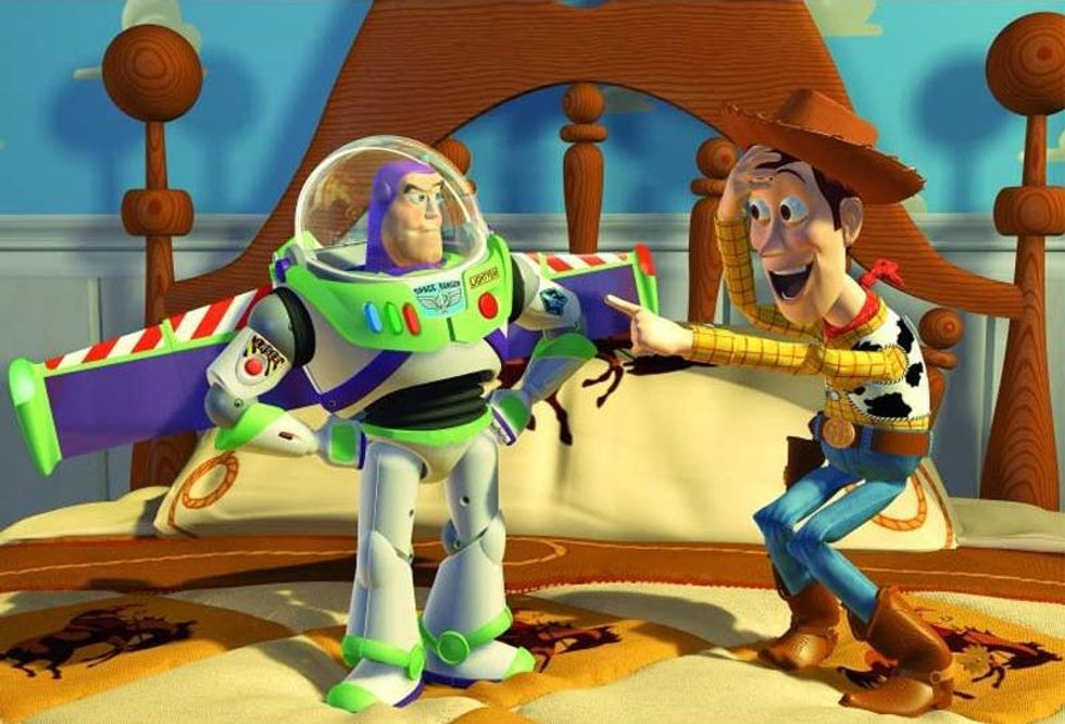 4 Reasons Why Woody And Buzz Are Best Friend Goals