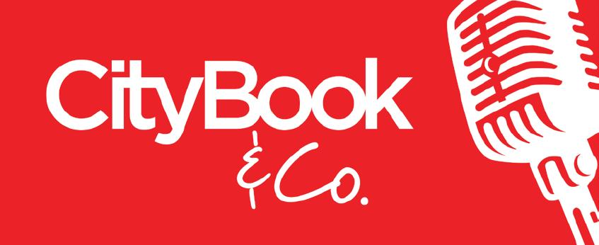 Houston CityBook Podcasts