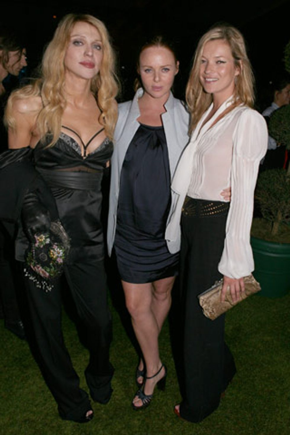 Stella McCartney for Adidas Launch Party