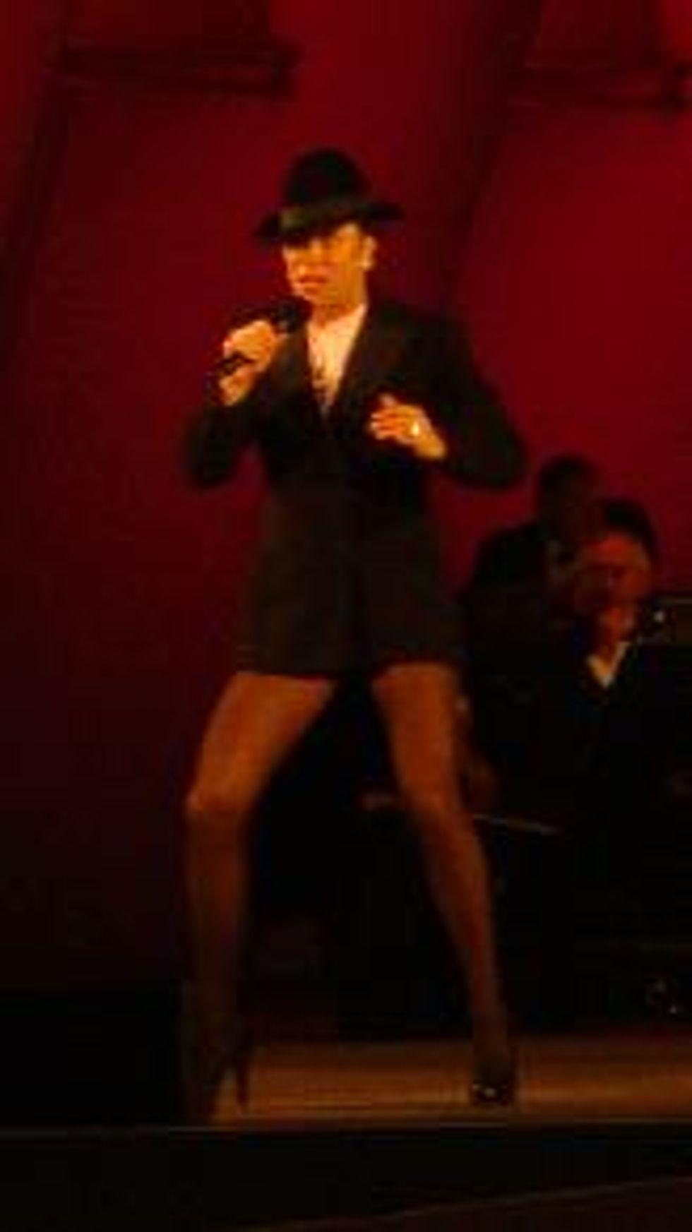 Rufus Wainwright Does Judy at Hollywood Bowl