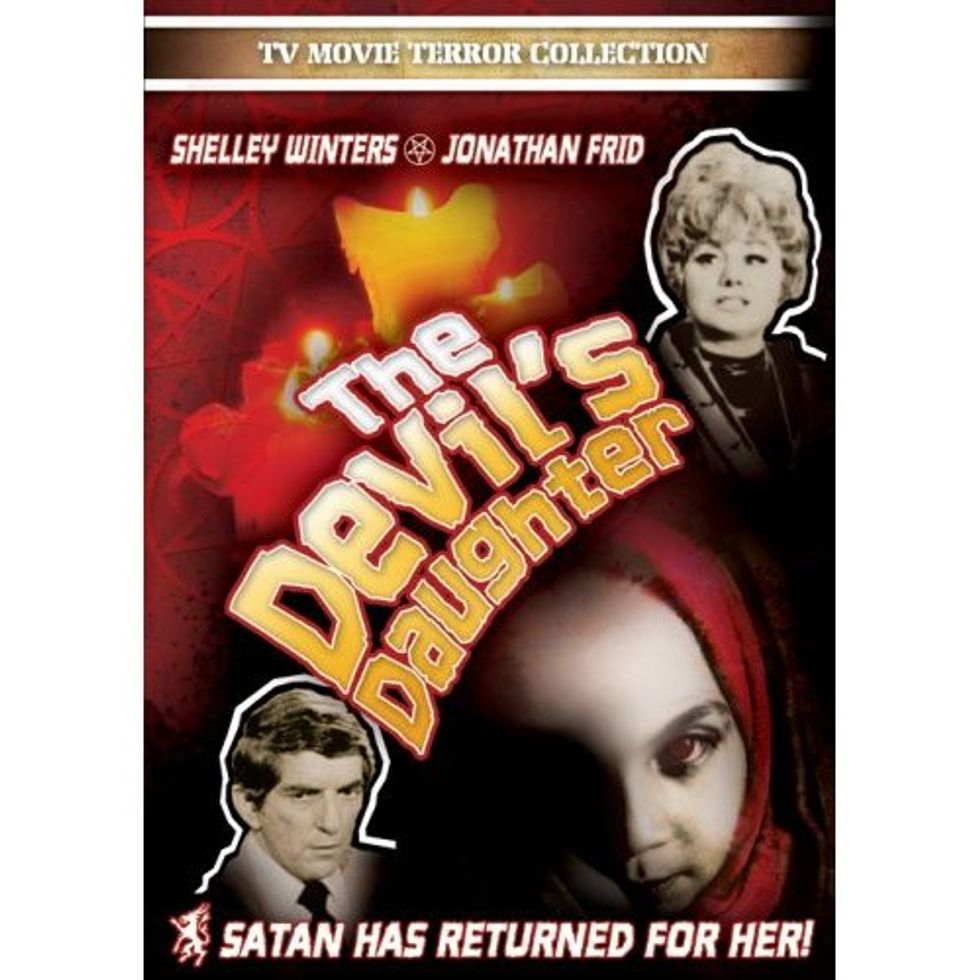 Made-for-TV '70s Gems Crawlspace & The Devil's Daughter out on DVD!