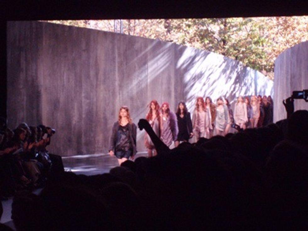 Mr. Mickey Takes on Paris Fashion Week: Nina Ricci