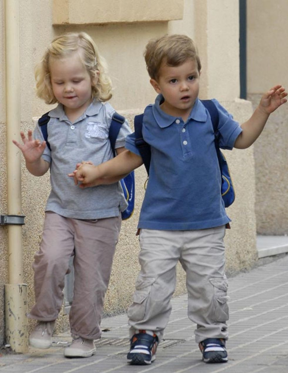 Little Royal Nippers!