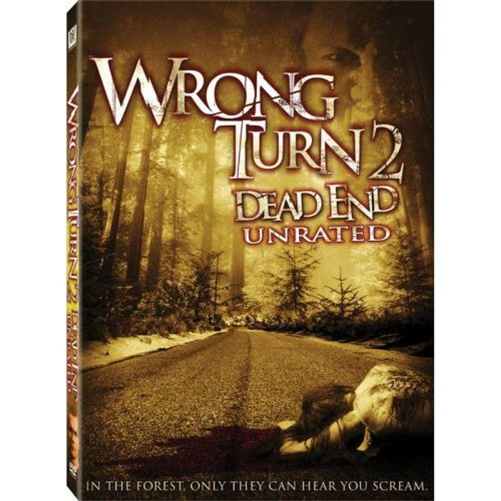 Gore-a-palooza: Wrong Turn 2