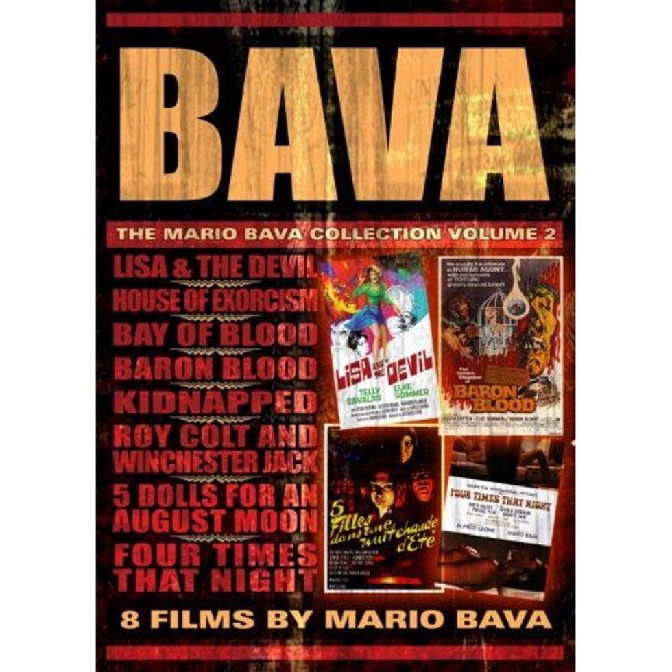 Mario Bava Collection: Vol. 2!!!!