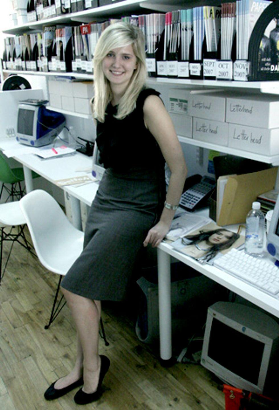 Intern-al Affairs: Meet Intern Betsy Breen