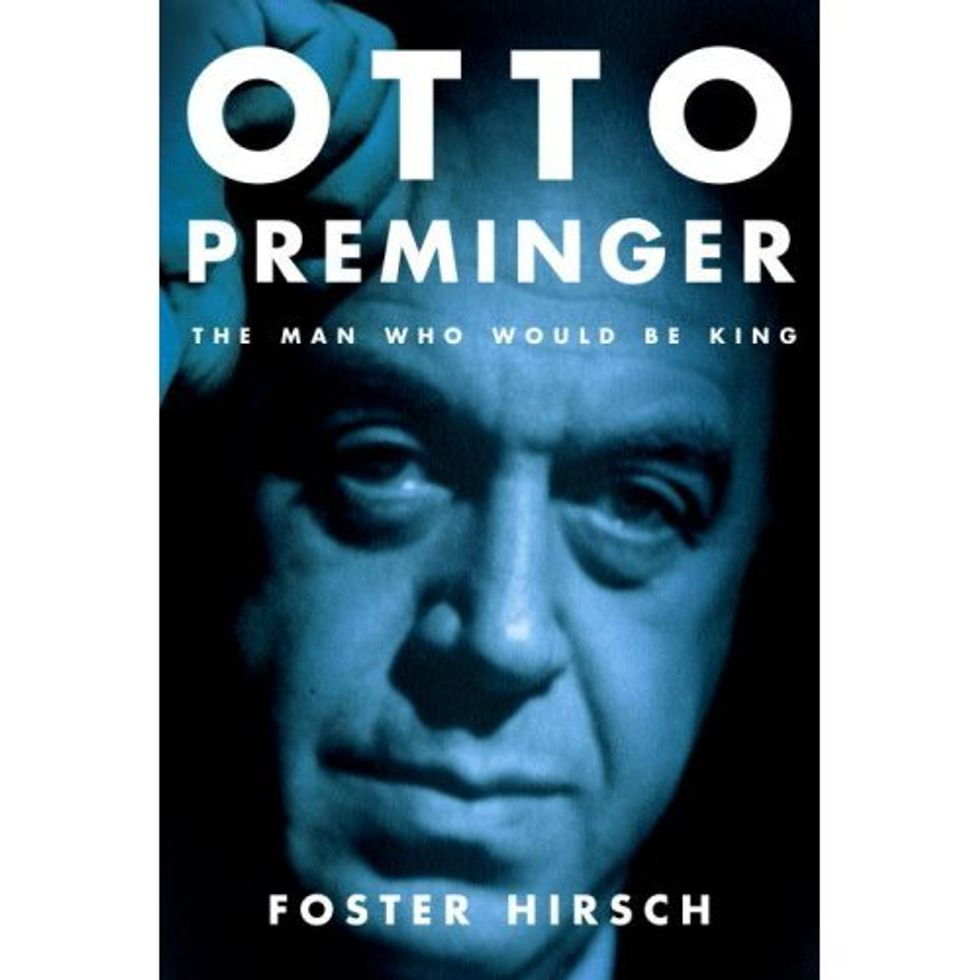 Fabulous Book: Otto Preminger: The Man Who Would Be King!