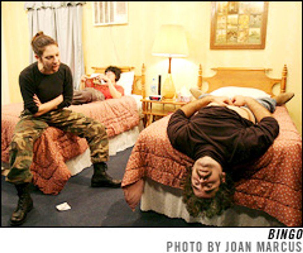Stagenotes: November 2007
