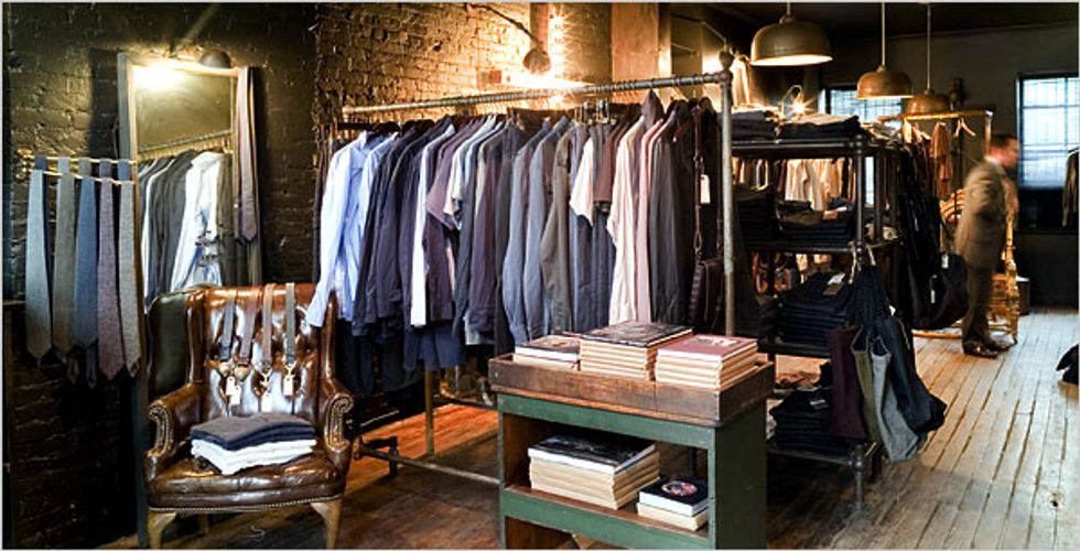 Shop of the Week: Hollander and Lexer
