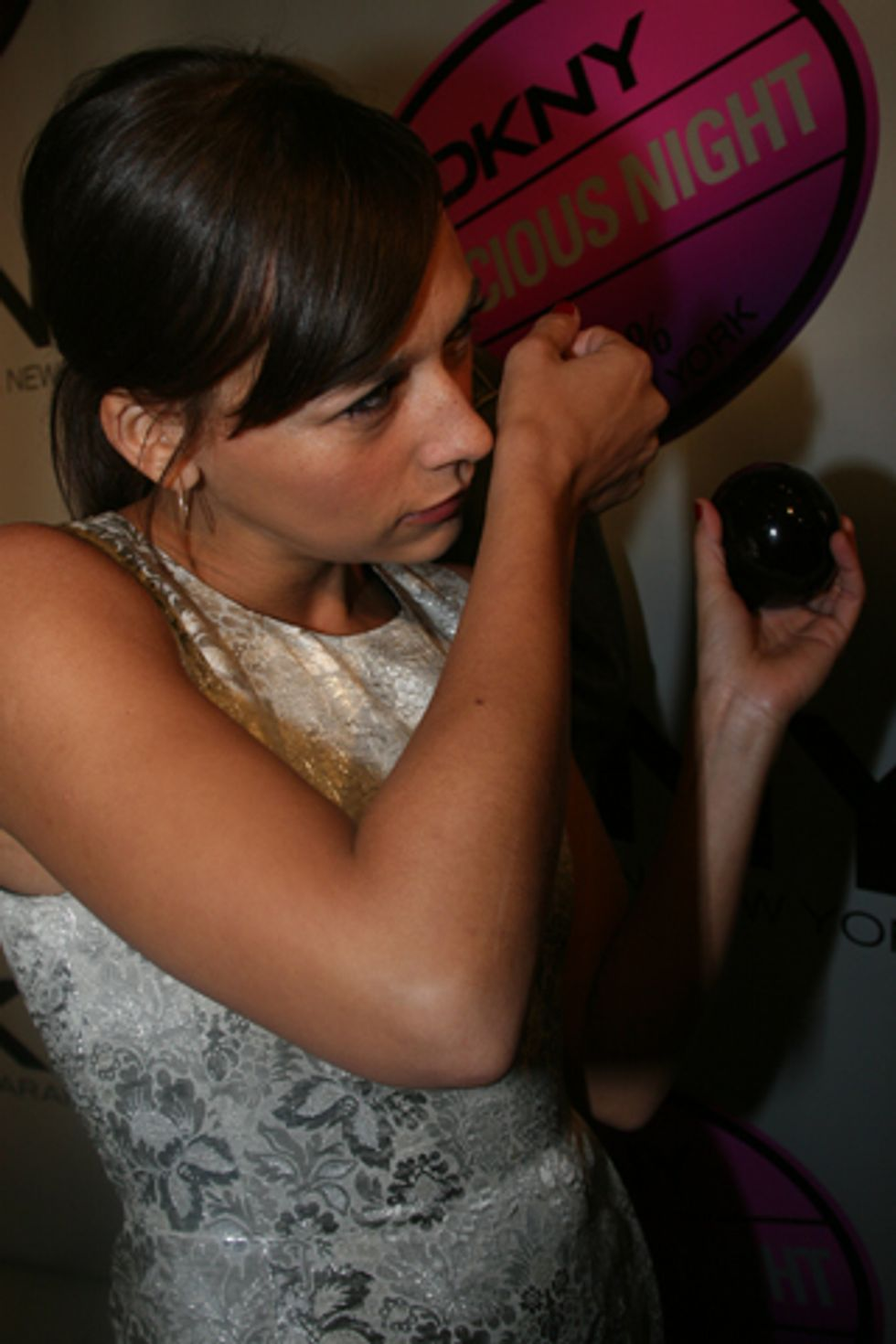 """About Last Night... DKNY """"Delicious Night"""" Fragrance Launch Party"""