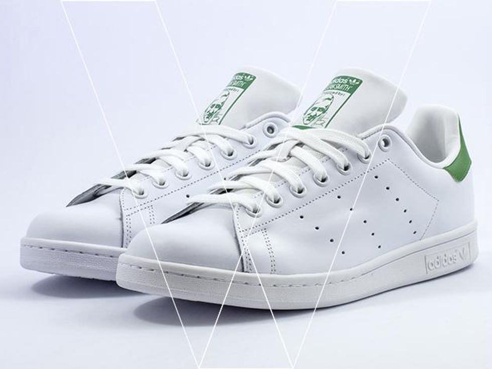 equipaje Unidad Ocurrencia  How to spot fake adidas stan smiths - B+C Guides