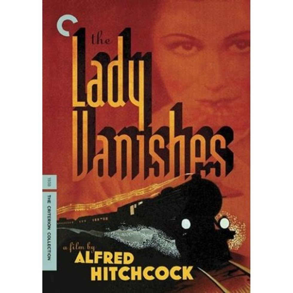 The Lady Vanishes Out on Criterion!