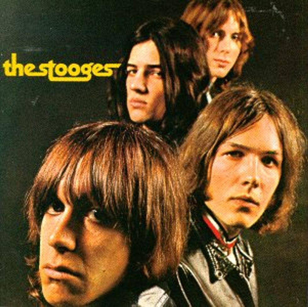 Eight Items or Less: Iggy and the Stooges at Art Basel, Lou Reed in Berlin and Use Your Gift Certificates for Pete's Sake!
