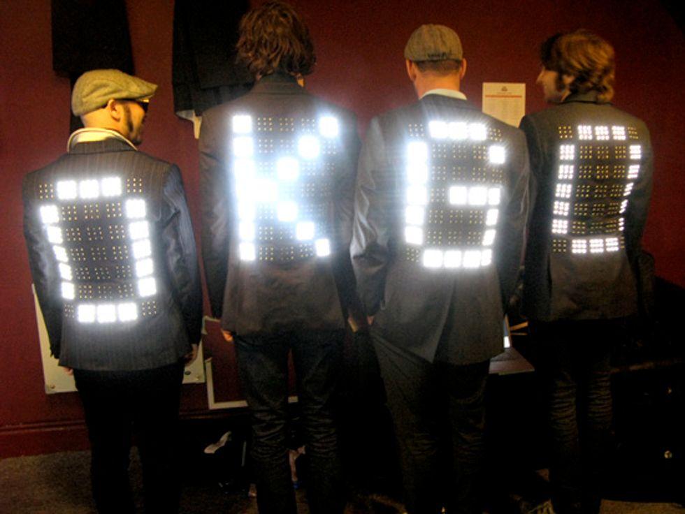 OK Go All Lit Up!
