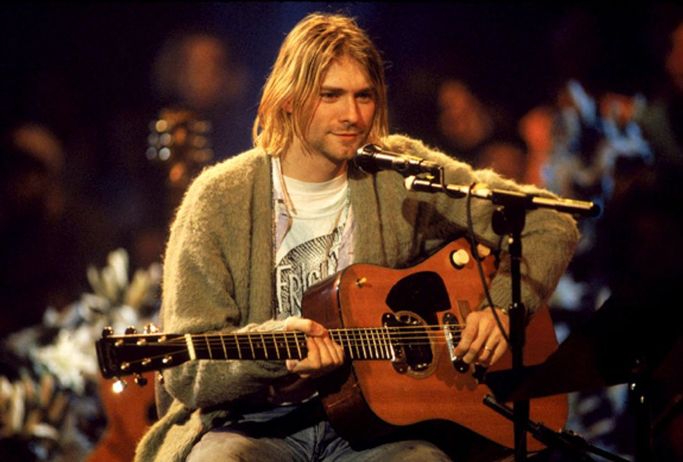 "Producer Alex Coletti on Nirvana,  Unplugged in New York DVD: ""It Feels Right That This Is How Many People Will Remember the Band."""