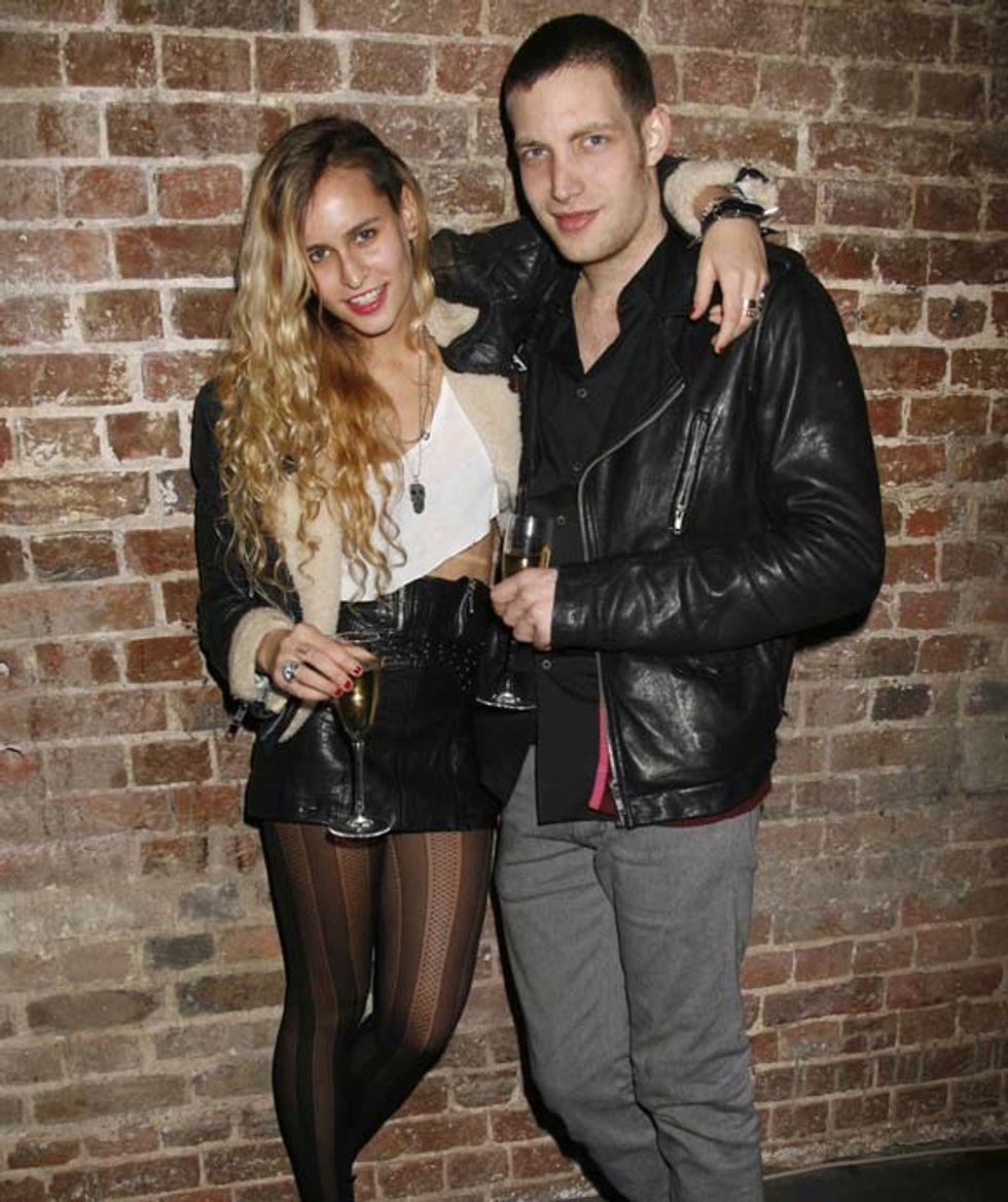Alice Dellal Gets All the Cuties: Pierre Casiraghi,  James Jagger