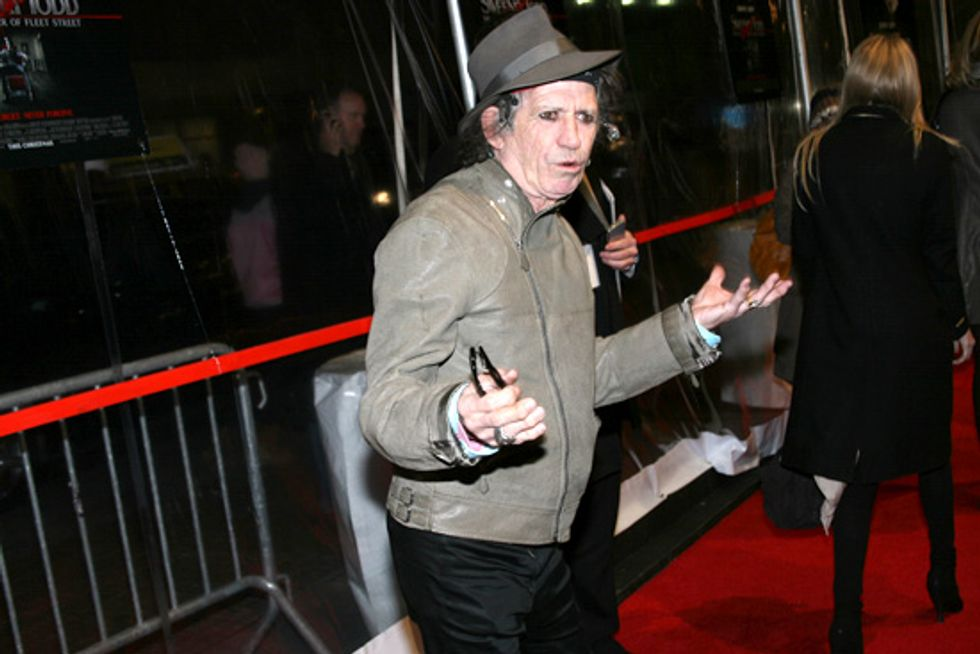 About Last Night… The Sweeney Todd Premiere at the Ziegfeld
