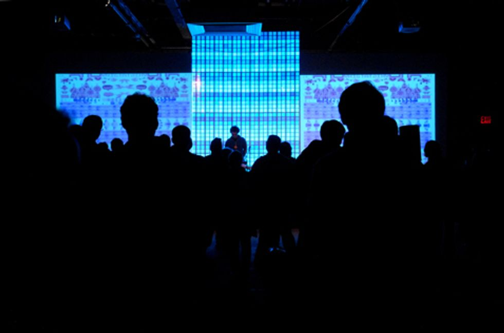 The Beeps, Blips and Clicks of the Blip Festival 2007