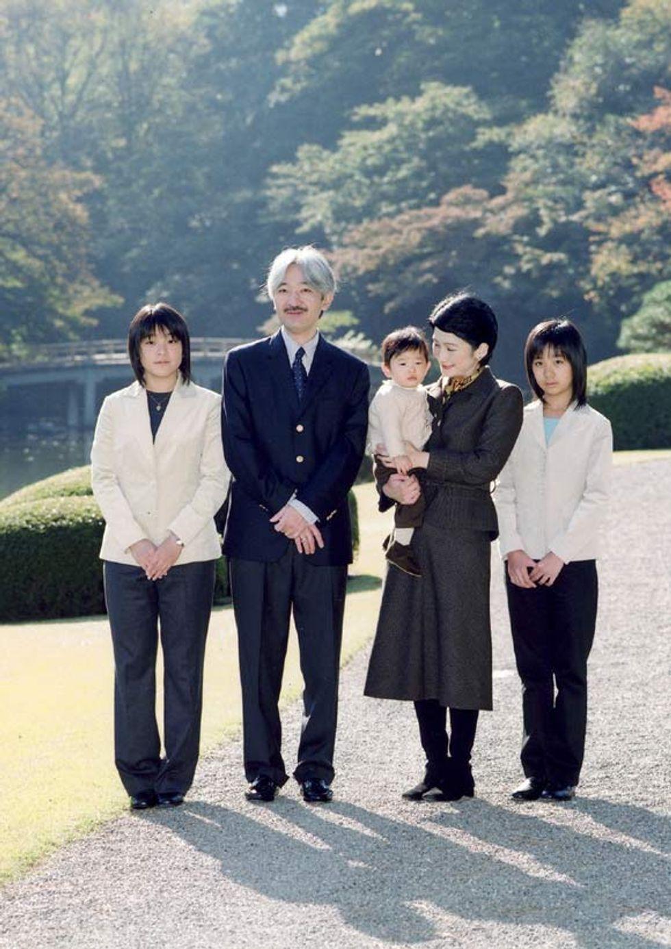 Future Emperor: Prince Hisahito