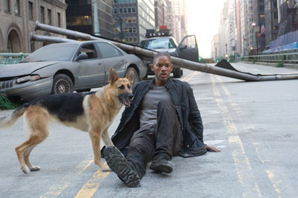 """I Am Legend: """"Third Time's the Charm."""""""