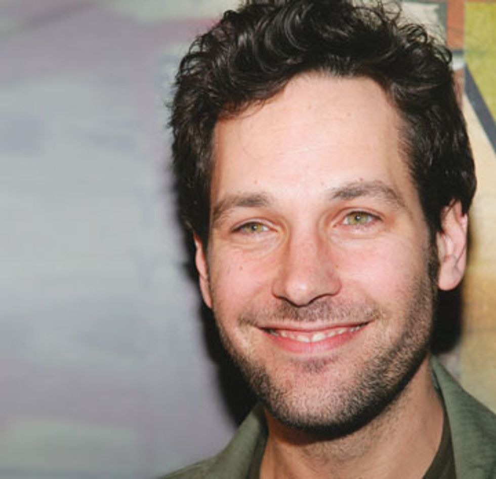 Eight Items or Less: Paul Rudd to Star Opposite Jason Segal, Nicole Richie Photographed with Some Jews, Lily Allen Covers ELO