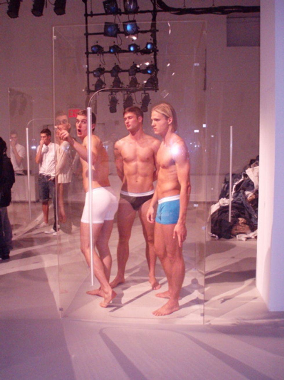 Calvin Klein Cuties!