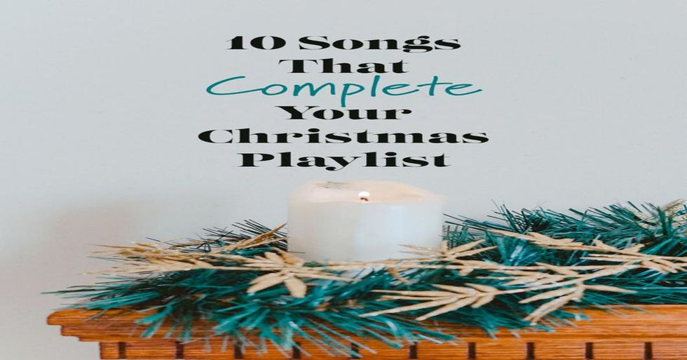 10 Songs That Complete Your Christmas Playlist