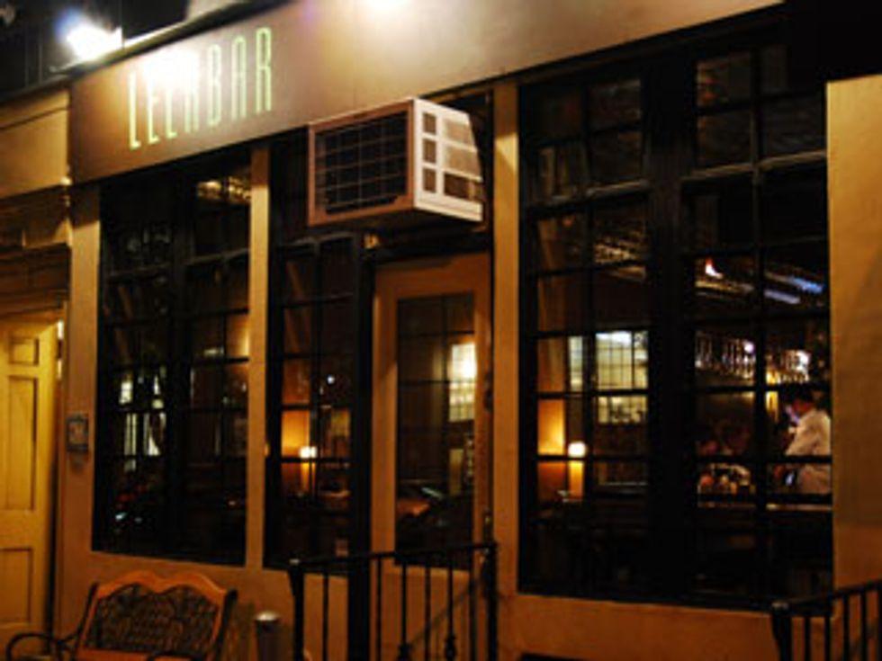 Bar of the Week: Lelabar