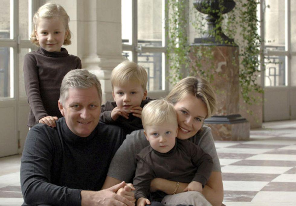 The Little Royal Belgians