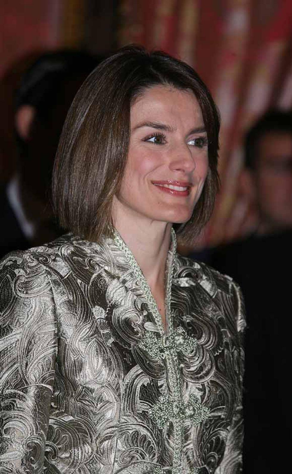 New Look for the Princess of Asturias