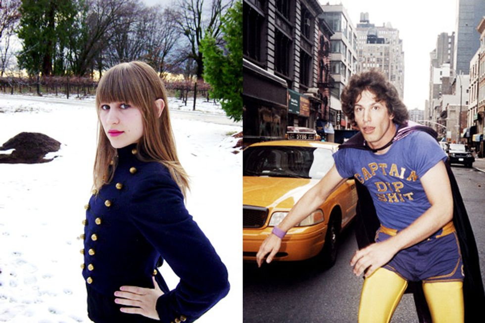 So, About That Andy Samberg Dating Joanna Newsom Rumor...