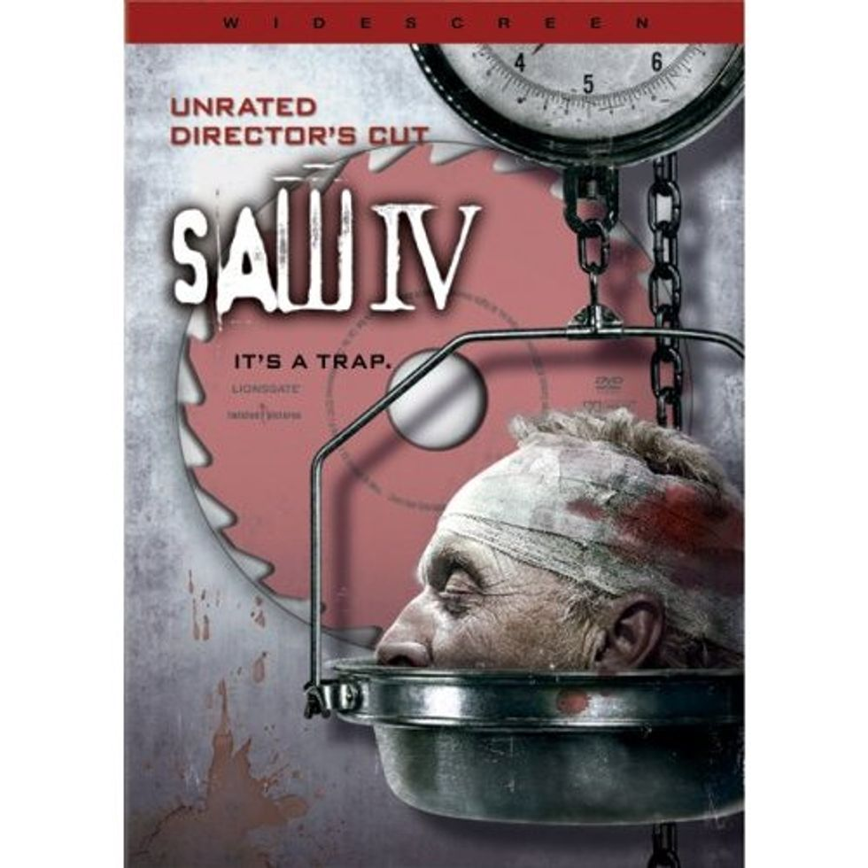 "Saw IV, The Unrated Director's Cut: ""Hard to Follow, but Easier to Watch Than the Last One."""