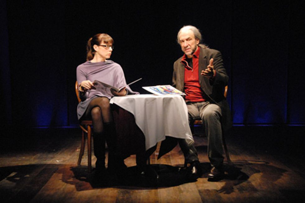 Ethan Coen Does Off-Broadway