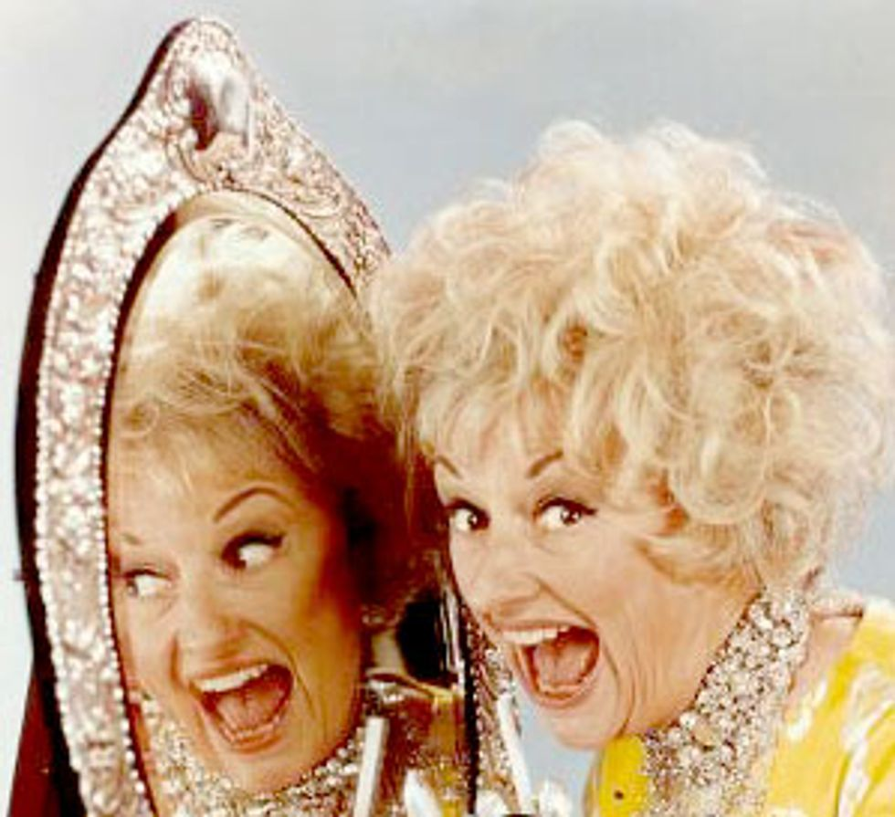 Lady Bunny Loves Phyllis Diller!