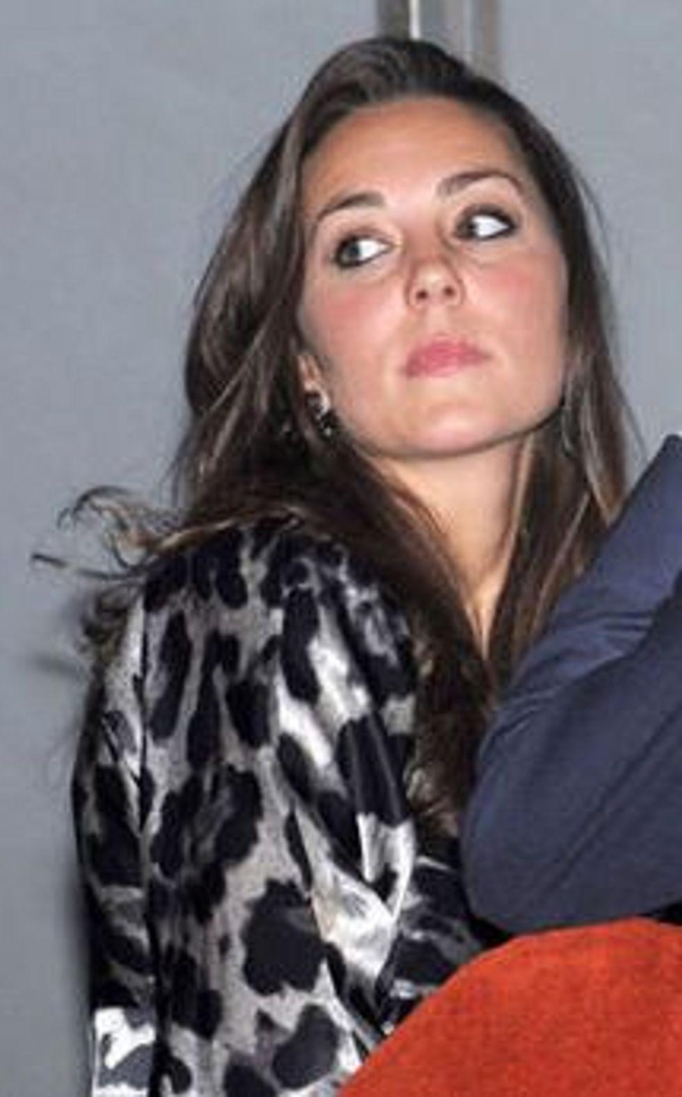 Kate Middleton, Mario Testino's New Intern